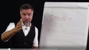 Antoni Lacinai screenshot from a vimeo video about leadership communication
